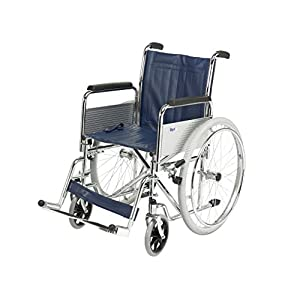 Days Self-Propelled Wheel Chair Detachable Arms and Foot Rest
