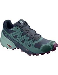 4c04594390b Amazon.es  zapatillas salomon mujer - Correr en asfalto   Running ...