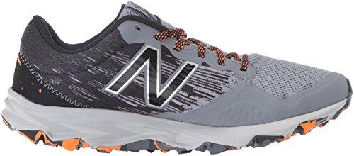 New Balance 690v2, Scarpe da Trail Running Uomo Multicolore (Grey/Black)