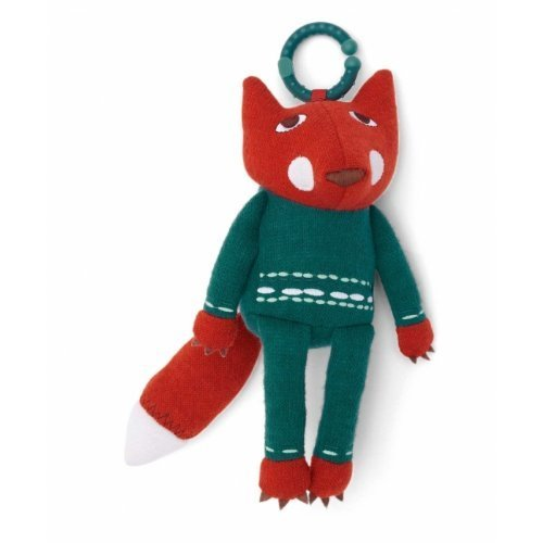 Donna Wilson Fox Chime Travel Toy by Mamas and Papas (Donna Fox)