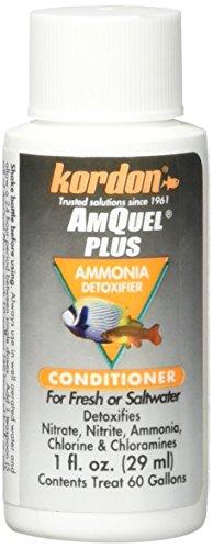 Artikelbild: Kordon AmQuel Plus Ammonia Remover Conditioner Detoxifier Fresh Saltwater 1oz