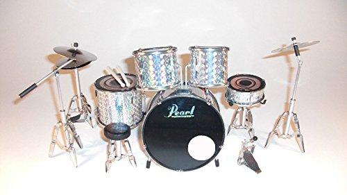 RGM310Pearl miniature drumkit Rock Guitar Miniatures