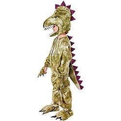 Dinosaur - Niños Disfraz - Grande - 140cm - (8 -10 años)