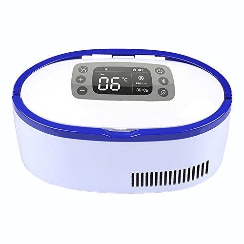 XXGI Caja De Refrigeración Portátil Para Medicamentos Y Mini Refrigerador Para Caja...
