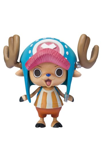 One Piece Figurine Tony Chopper New World 6cm Bandai