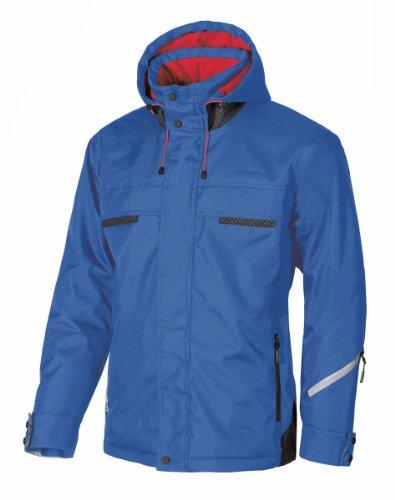 U-Power Snow Parka - Winterjacken - warme Arbeitsjacken Blue Neon