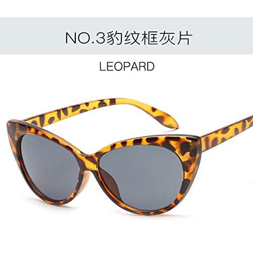 Passionate Truthahn Big Cat Eye Dreieck niedlich sexy Retro Sonnenbrille Frauen Designer kleine Schwarze weiße Vintage billige Sonnenbrille oculos de sol, c3