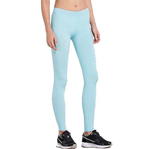 Hattie - Legging de sport - Femme bleu clair