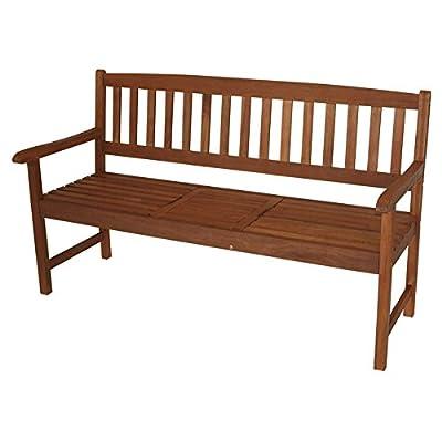 Gartenbank mit Tisch SAIGON, hochwertiges Eukalyptus Hartholz von frg auf Gartenmöbel von Du und Dein Garten