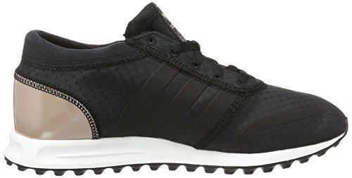 adidas Los Angeles W, Entraînement de Course Femme Gris (Core Black/core Black/vapour Grey Metallic)