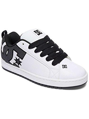 Dc Court Graffik Sbg9 Herren Sneakers Bianco / Antracite