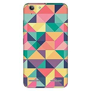 Mobo Monkey Designer Printed Back Case Cover for Lenovo Vibe K5 Plus :: Lenovo Vibe K5 Plus A6020a46 :: Lenovo Vibe K5 Plus Lemon 3 (Texture And Patterns :: Zigzag :: Stripes :: Geometric :: Girl)