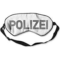 POLIZEI 99% Eyeshade Blinders Sleeping Eye Patch Eye Mask Blindfold For Travel Insomnia Meditation preisvergleich bei billige-tabletten.eu