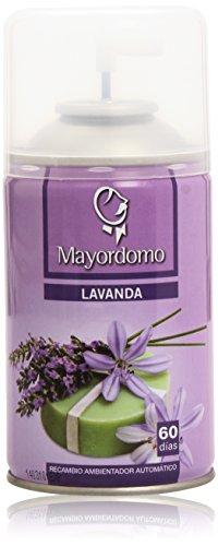 Mayordomo Automatico Ricambio Deodorante per Ambienti, Lavanda - 250 ml