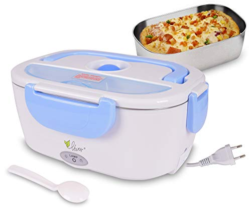 Lunch box elettrico 220v 40w contenitore elettrico portavivande elettrico scaldavivande per l'ufficio, casa, scuola