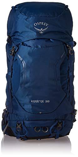 0e8fe07f49 Osprey Kestrel 38 Men's Hiking Pack - Loch Blue ...