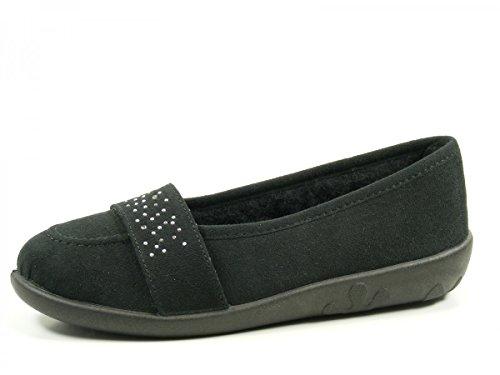 Ballerup Donne 2226 Pantofole 90 Rohde Nere YH7qS7v