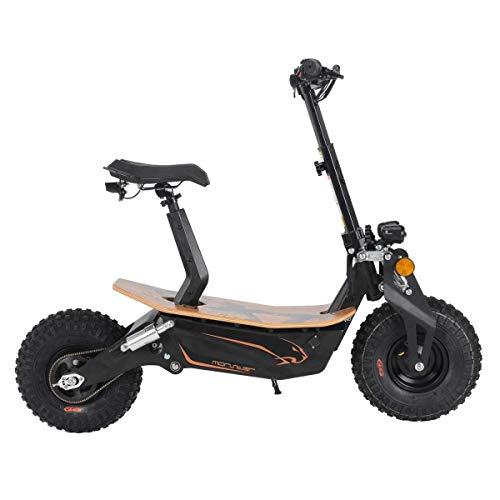 Sxt Bicicleta Eléctrica Monster Offroadscooter XXL