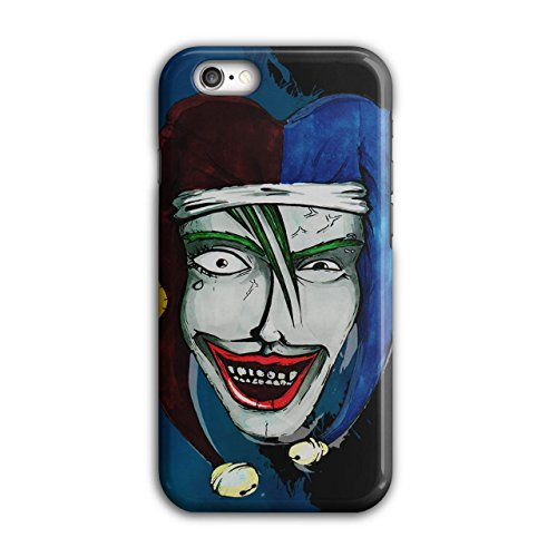 Joker Kostüm Asyl (Joker schaurig Clown Horror Joker Lachen iPhone 6 / 6S Hülle |)