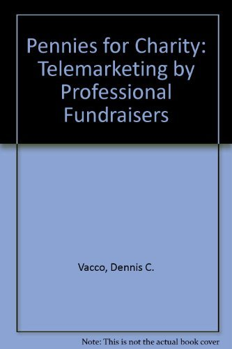 Pennies for Charity: Telemarketing by Professional for sale  Delivered anywhere in UK