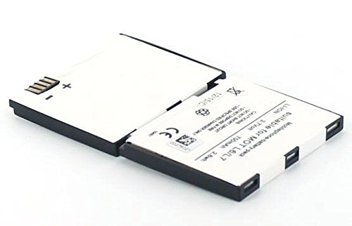 Akkuversum Ersatz Akku kompatibel mit Motorola RAZR V3X (Nicht RAZR V3) Ersatzakku Handy Smartphone Razr V3x Mobile
