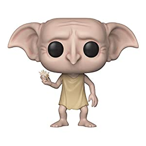 Funko Pop Dobby chascando los dedos (Harry Potter 75) Funko Pop Harry Potter