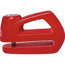 Abus 559716 - ELEMENT_285_red Bloqueo de disco rojo
