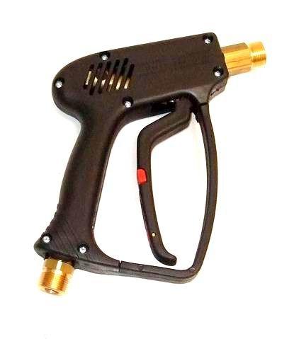 Hochdruckpistole 2 x M22 AG für Kärcher Kränzle WAP 275bar (Pistole Hochdruckreiniger)