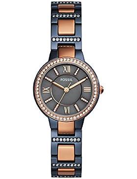 Fossil Damen-Armbanduhr ES4298