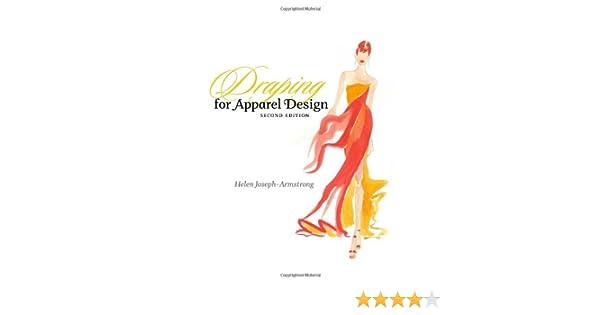 Draping For Apparel Design Helen Joseph Armstrong World Apparel Store