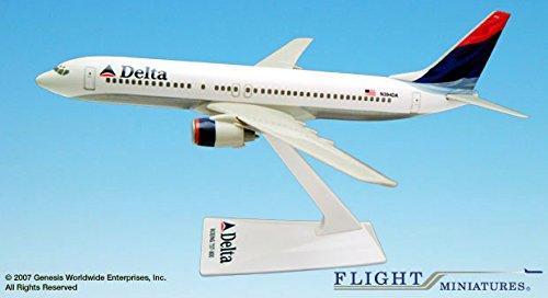 Delta Air Lines - Boeing 737-800 - 1:200