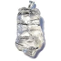 KRIO® -großer Turmalinquarz mit Silberöse preisvergleich bei billige-tabletten.eu