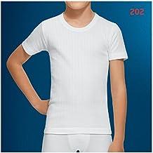ABANDERADO 202 - camiseta interior termica de niño