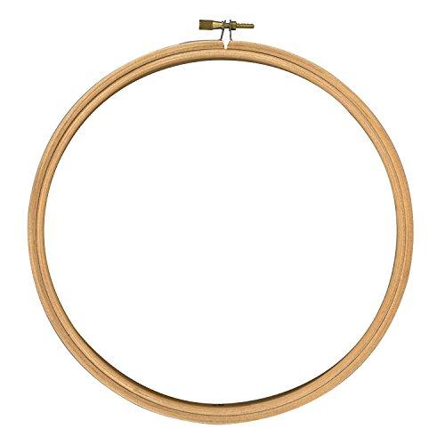 Vervaco EMB Ring 20cm, Holz