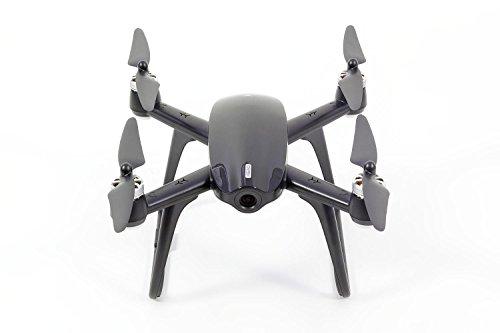 Walkera 15004580 - Aibao FPV 4K Quadrocopter RTF Schwarz - FPV-Drohne mit 4K UHD-Kamera, F8-Fernsteuerung, Akku, Ladegerät und App-Game - 3