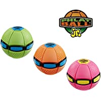 Phlat Ball Jr – Neon – Pelota Frisbee – 13 cm – Color al Azar