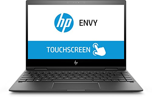 HP ENVY x360 13-ag0009nl 2GHz 2300U 13.3' 1920 x 1080Pixel Touch screen Nero, Argento Ibrido (2 in 1)