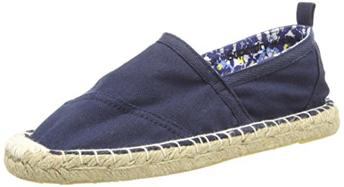 Superdry Women Espadry Espadrilles, Blue (Blu (Dark Navy24S)), 4