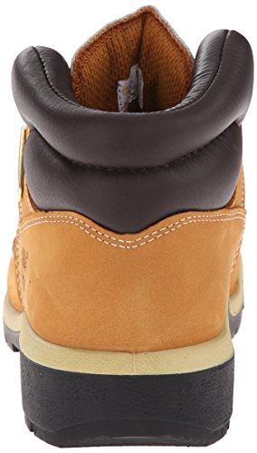 Timberland Field Boot Cuir Chaussure de Travail Wheat