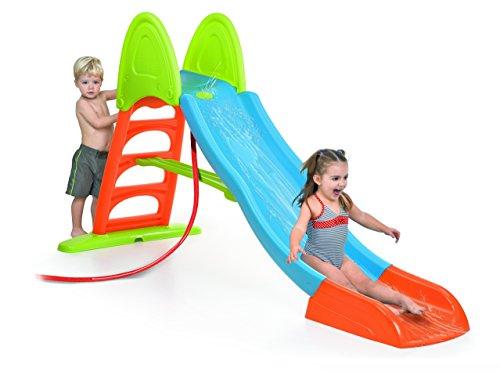 FEBER - Super Mega Slide Tobogán con Agua (Famosa 800009594)