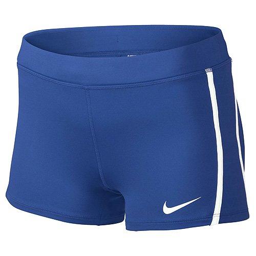 Dri-fit Tempo Running Shorts (Nike WS Tempo Boy Shorts, Tm Royal/Tm White, XS, 603642-494)
