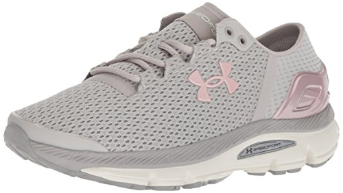 peedform Intake 2 Laufschuhe, Grey (Ghost Gray / Tin / Flushed Pink Ghost Gray / Tin / Flushed Pink),38 EU ()