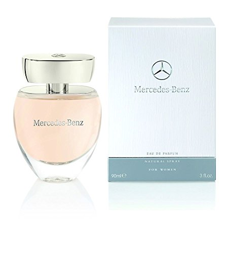 Mercedes Benz For Women Eau de Parfum Natural Spray 90 ml