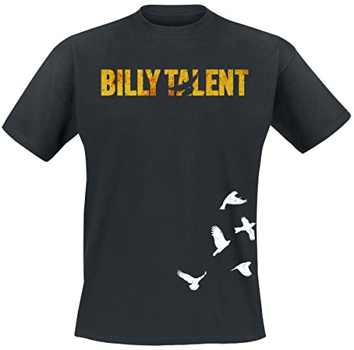 Billy Talent Birds T-Shirt nero XL