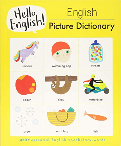 Hello English! English Picture Dictionary