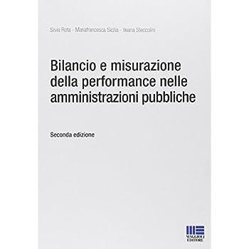 Bilancio E Misurazione Della Performance Nelle Amministrazioni Pubbliche