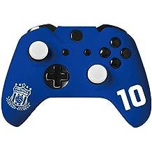 Subsonic Custom Kit en Silicone pour manette Xbox One Football 2016 Bleu