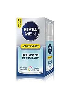 Nivea men - Active Energy - gel visage energisant - 50 ml