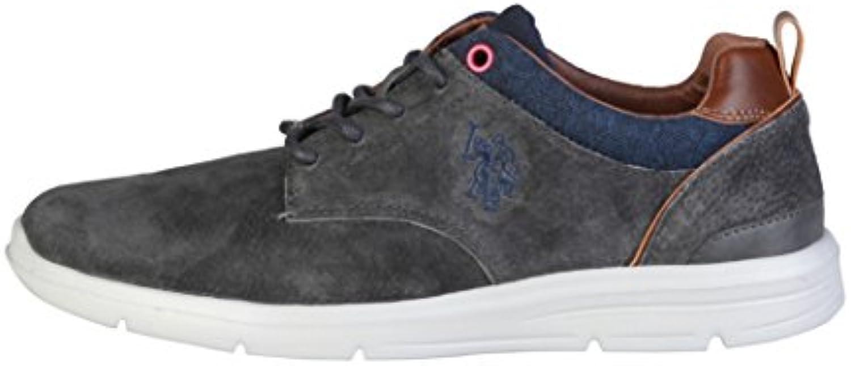 U.s. polo assn. WALDO4004W7/S1 Zapatos Hombre Gris 43  -