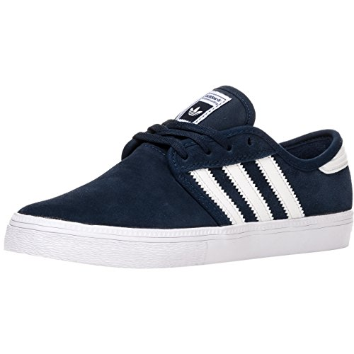 Adidas Seeley Adv Kids Collegiate Navy/Crystal White/White Collegiate Navy/Crystal White/White